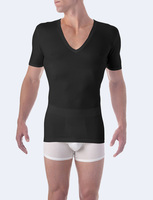 9002cc cool cotton deep v black correction