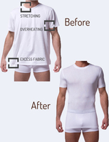 Before afterundershirt